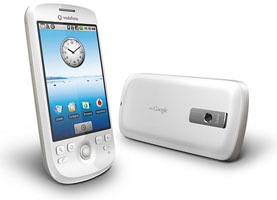 Htc magic white