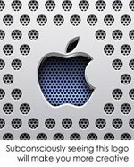Subconsious apple logo2