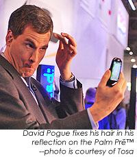 David pogue pre
