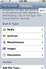Safari_downloader_screenshot