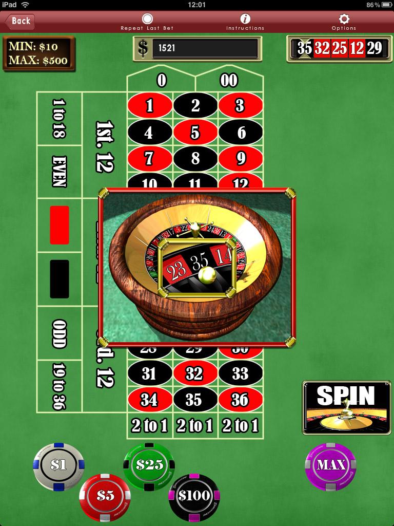 Online roulette free money no deposit