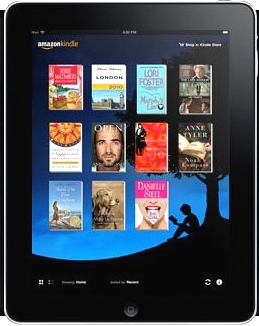 Amazon-Kindle-for-iPad